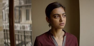 Radhika Apte as Anjali Mathur. Credit: Netflix.