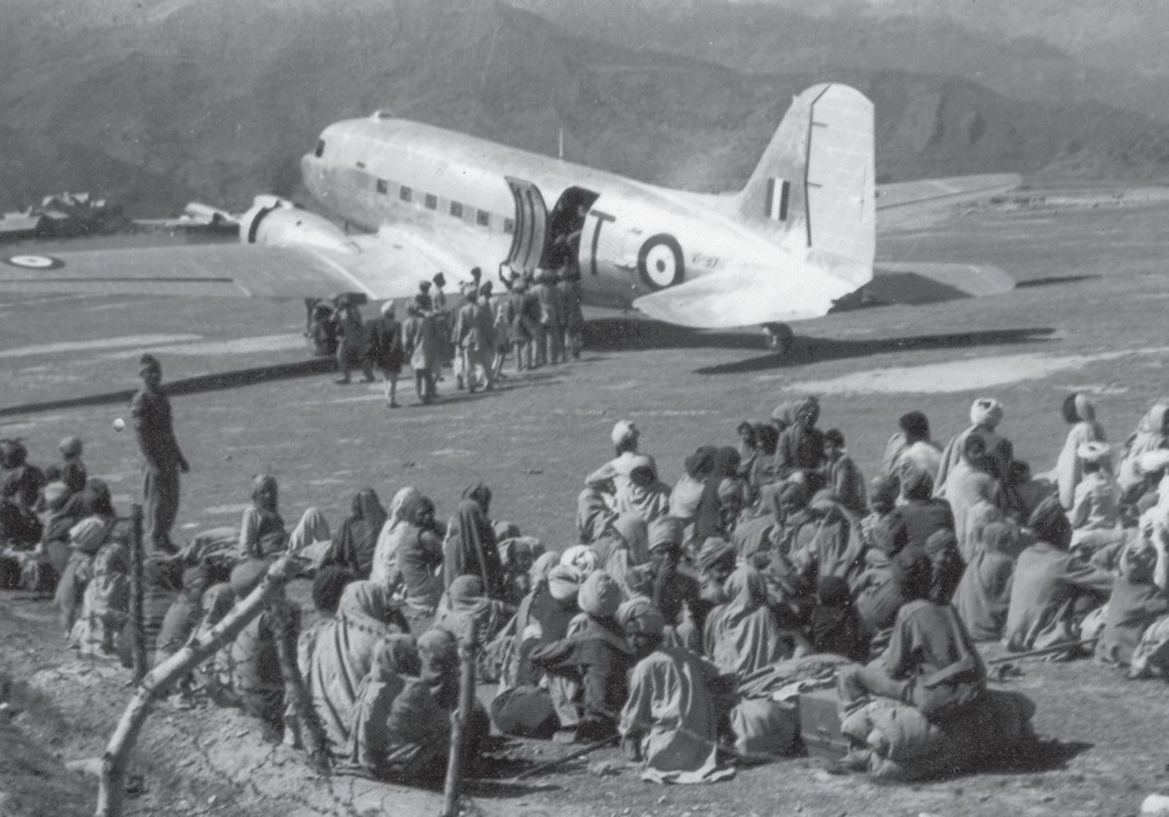 7-Dakotas of 12 Squadron – the saviours of Poonch