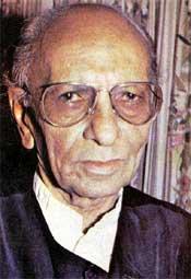 Music composer Jaidev.