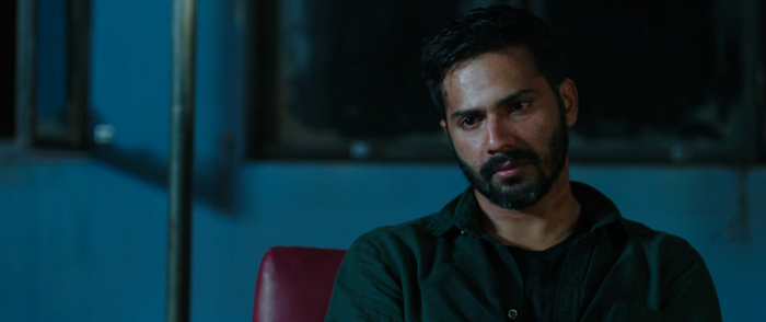 Varun Dhawan in Badlapur. Courtesy Maddock Films/Eros International.