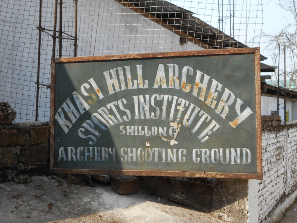The Khasi Hill Archery Sports Association is primarily responsible for Teer