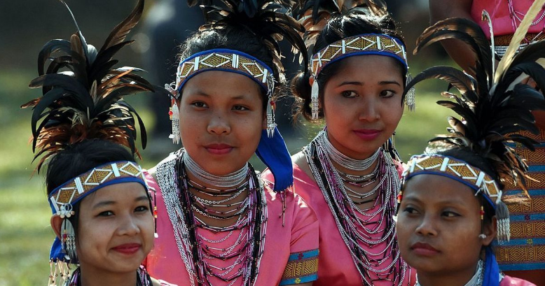 In 2017, the Garo Hills Autonomous District Council had sought to declare the children of 'mixed couples' as non-Garos. (Credit: Vishma Thapa/Wikimedia images [Licensed under CC by 4.0])