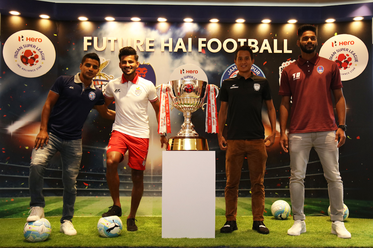 With the ISL and I-League running in parallel this season, the talent pool of Indian footballers has increased (Image: ISL)