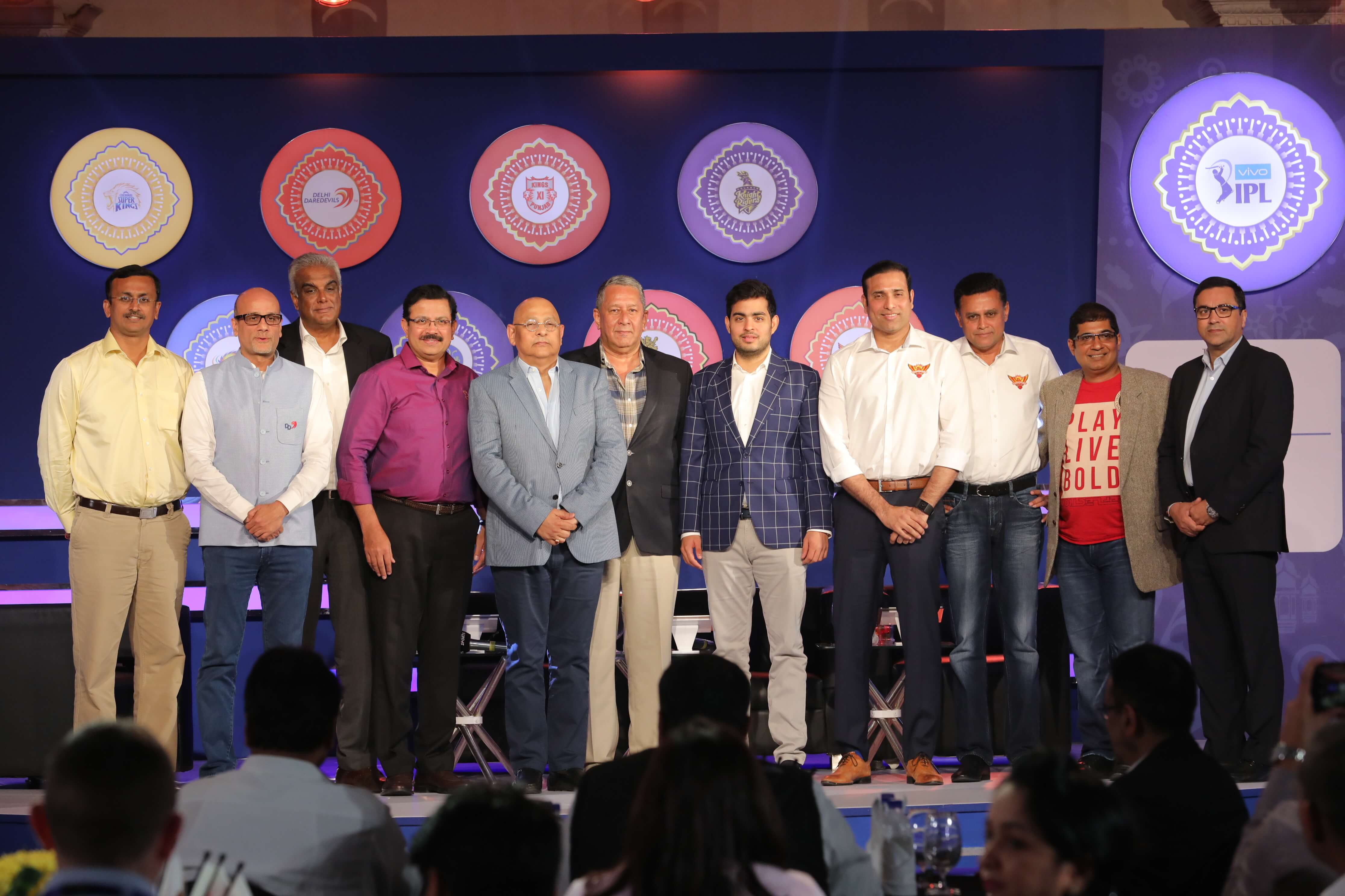 Star Sports televised the player retention ceremony earlier this year (Image: Star Sports)
