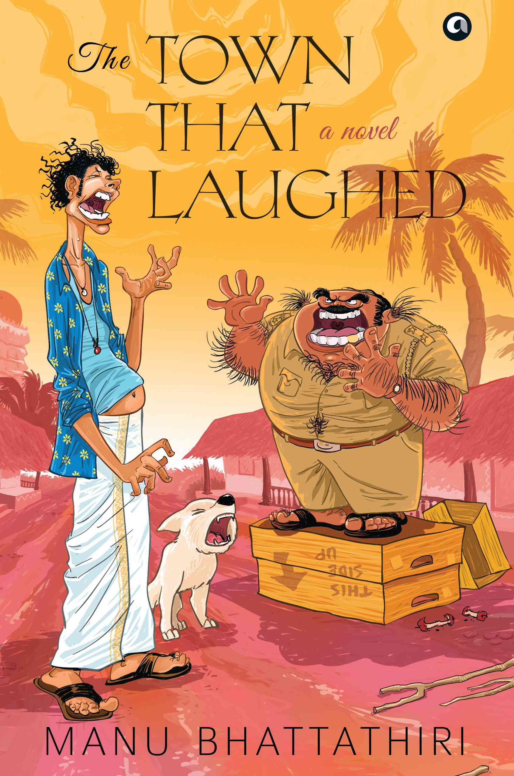 The Town That Laughed': Manu Bhattathiri's fictional town of