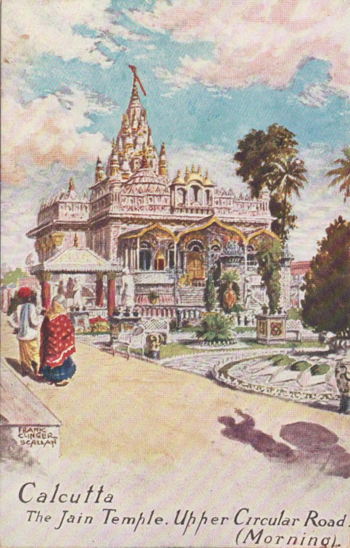 Jain Temple, Upper Circular Road (Morning). Source: Author's personal collection