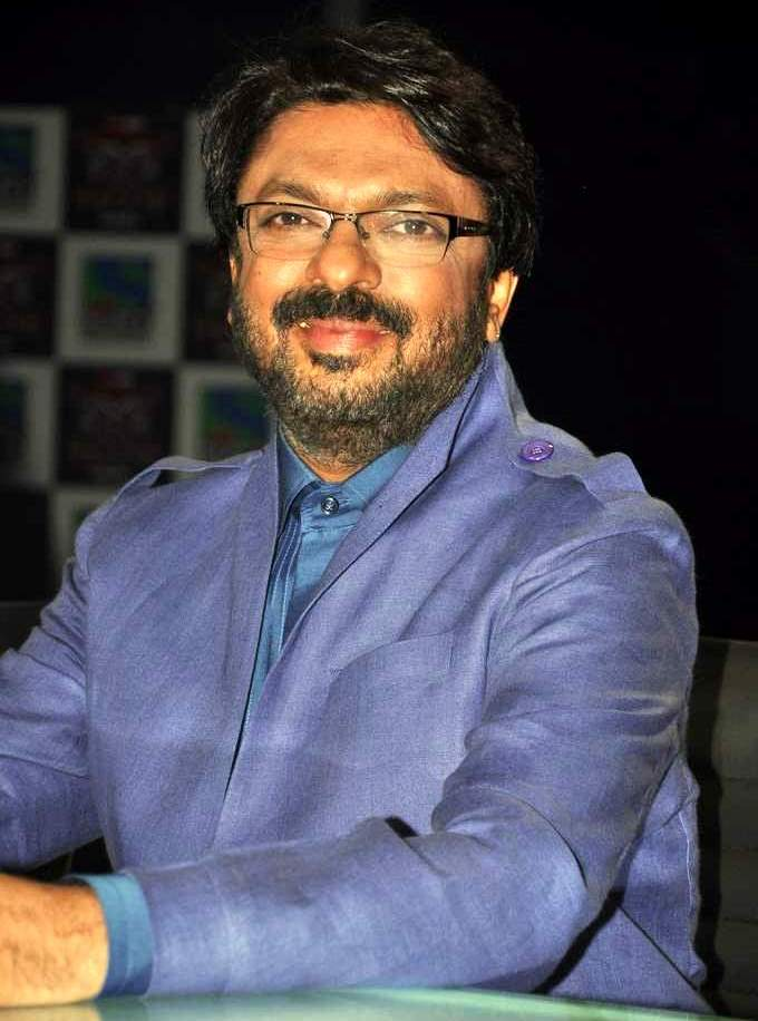 Sanjay Leela Bhansali. Courtesy Wikimedia Commons.