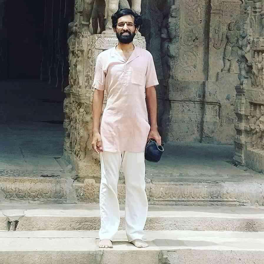 Kashish Gupta.