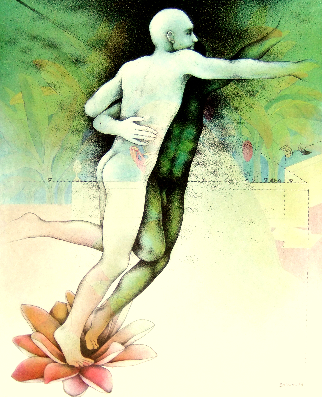 Artwork by Balbir Krishnan