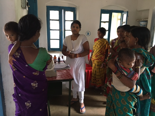 Medicine room at Nutrition Rehabilitation Centre. The centre does not have a breastfeeding demonstration room. Photo: Priyanka Vora.