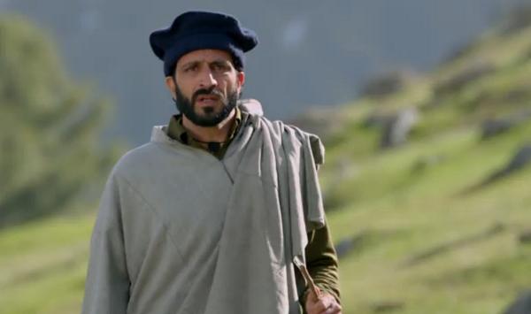 Mir Sarwar in Bajrangi Bhaijaan (2015). Courtesy Salman Khan Films.