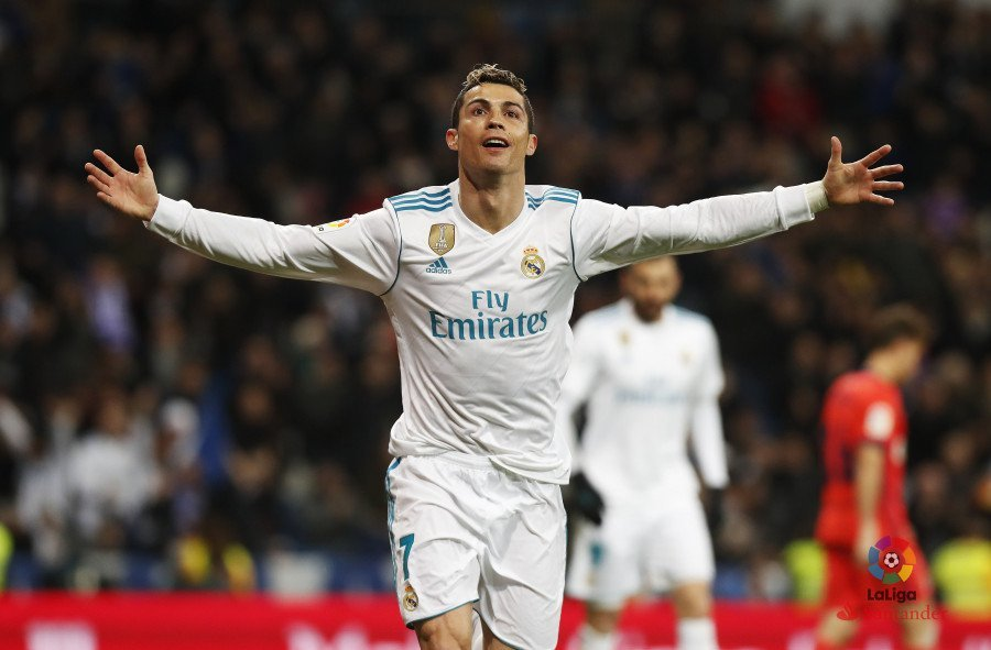 After a poor start, Cristiano has picked up pace, hitting seven goals in his last four league games