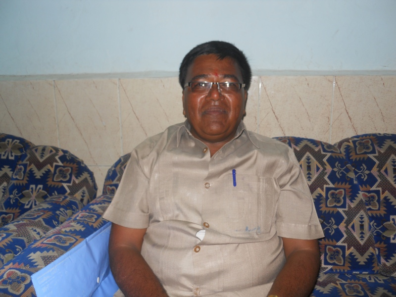 Ashok Jadhav. (Photo credit: Rahi Gaikwad).