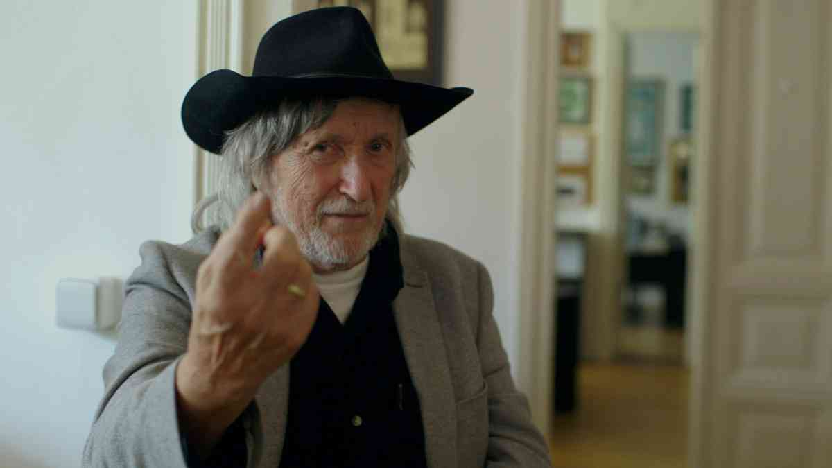 Juraj Jakubisko. Courtesy Dungarpur Films.