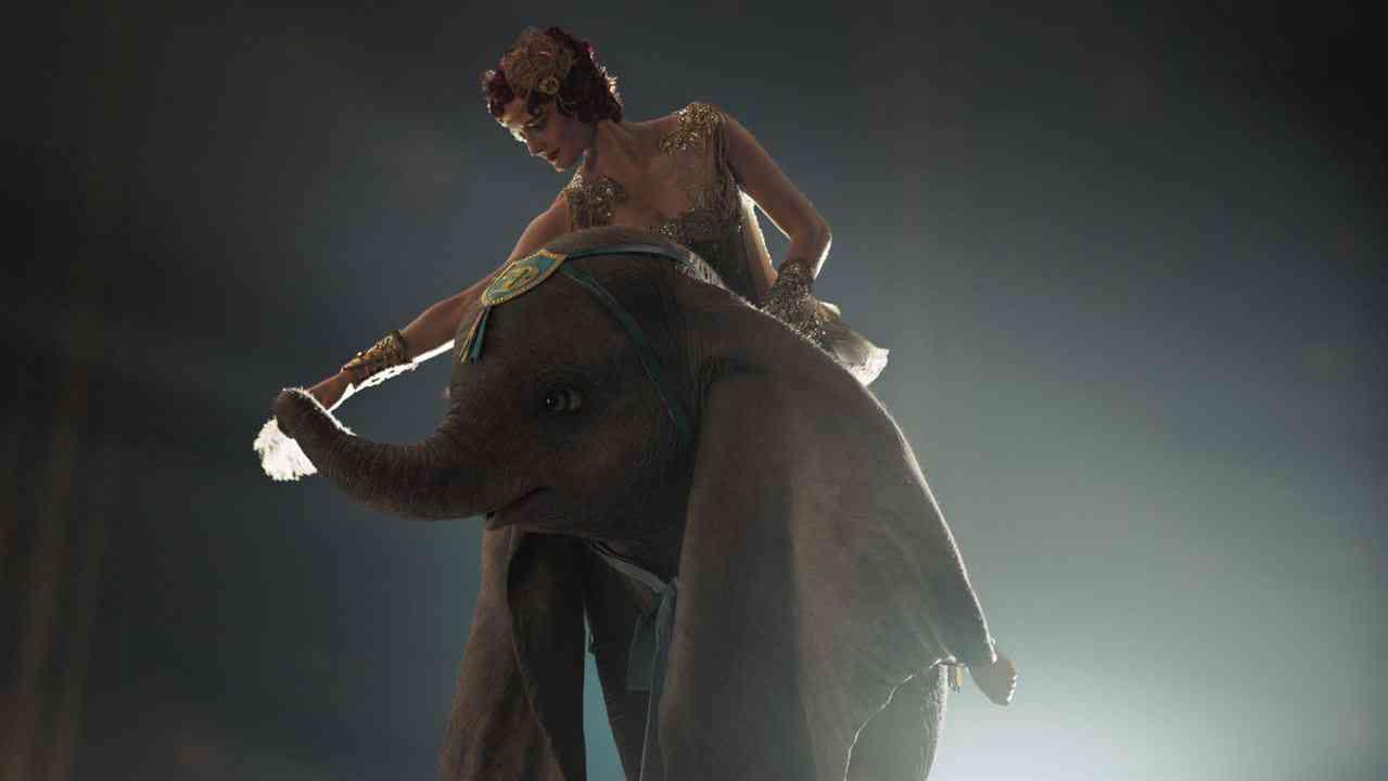 Dumbo (2019). Courtesy Walt Disney Studios.