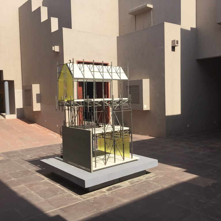 'The Incremental House' by Anthill. Photo credit: Chanpreet Khurana