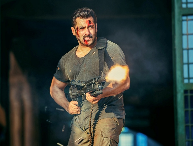 Sakman Khan in Tiger Zinda Hai. Courtesy Yash Raj Films.