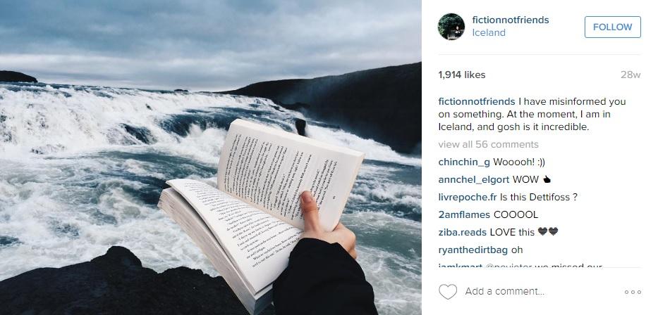 Thirteen Instagram handles booklovers must follow