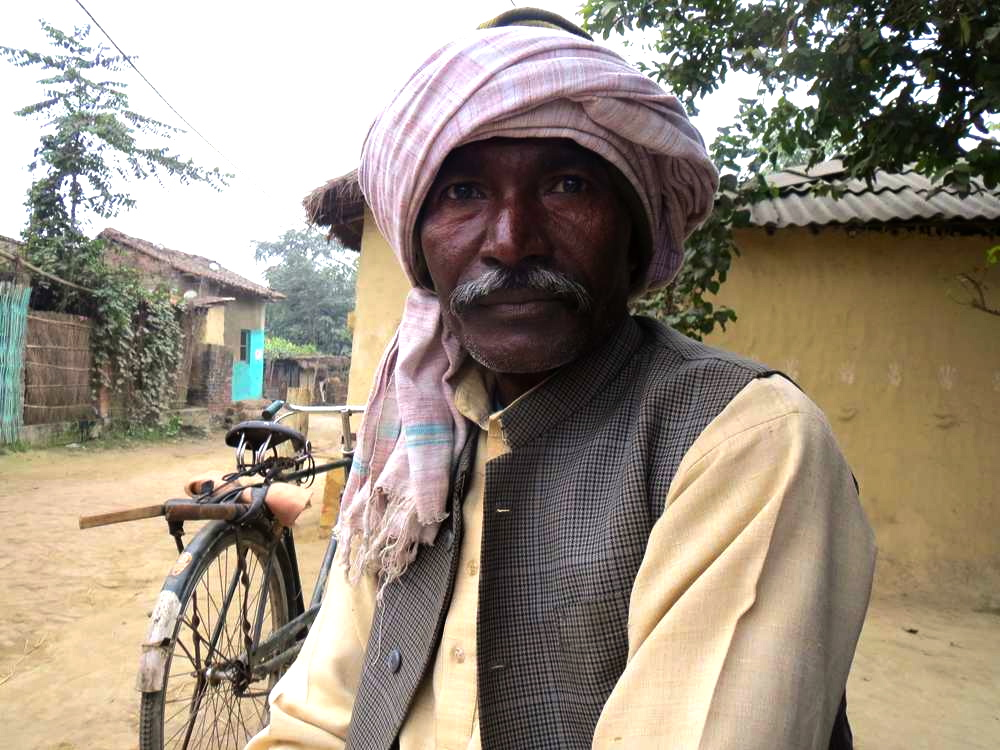Ramshankar Sah of Bindhbhasini village in Parsa owns a tenth of a bigha and a Rs 7,000 loan