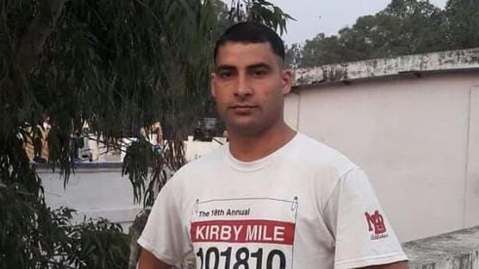 Saleem Shah. Image: HT