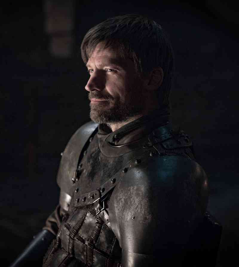 Nikolaj Coster-Waldau as Jaime Lannister. Courtesy HBO.