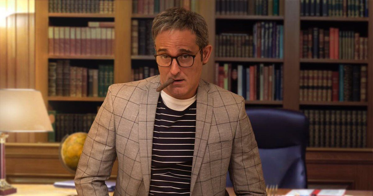 Akshaye Khanna in The Accidental Prime Minister. Image credit: Bohra Bros.