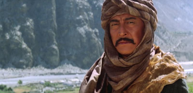 Danny Denzongpa in Khuda Gawah (1992).