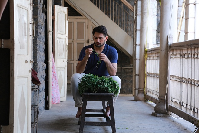 Siddharth Chandekar in Gulabjaam. Image credit: Zee Studios.