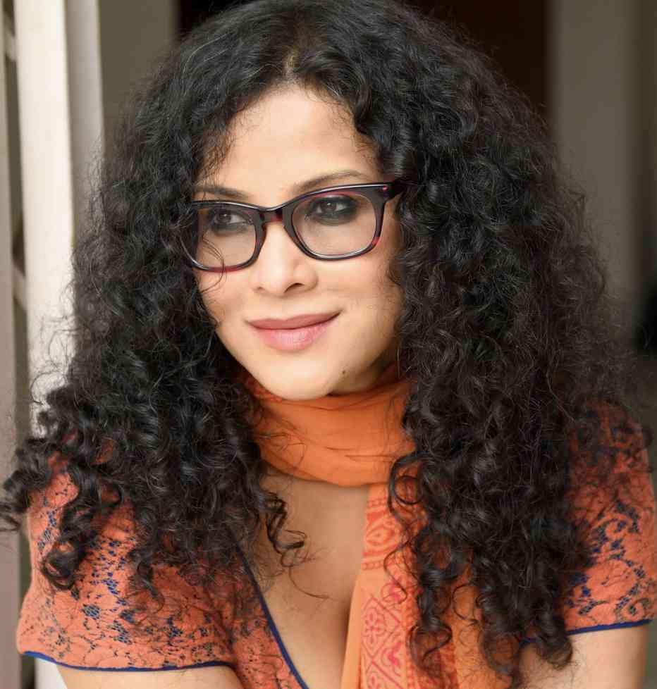 Nandana Dev Sen \ Photo by Mala Mukerjee