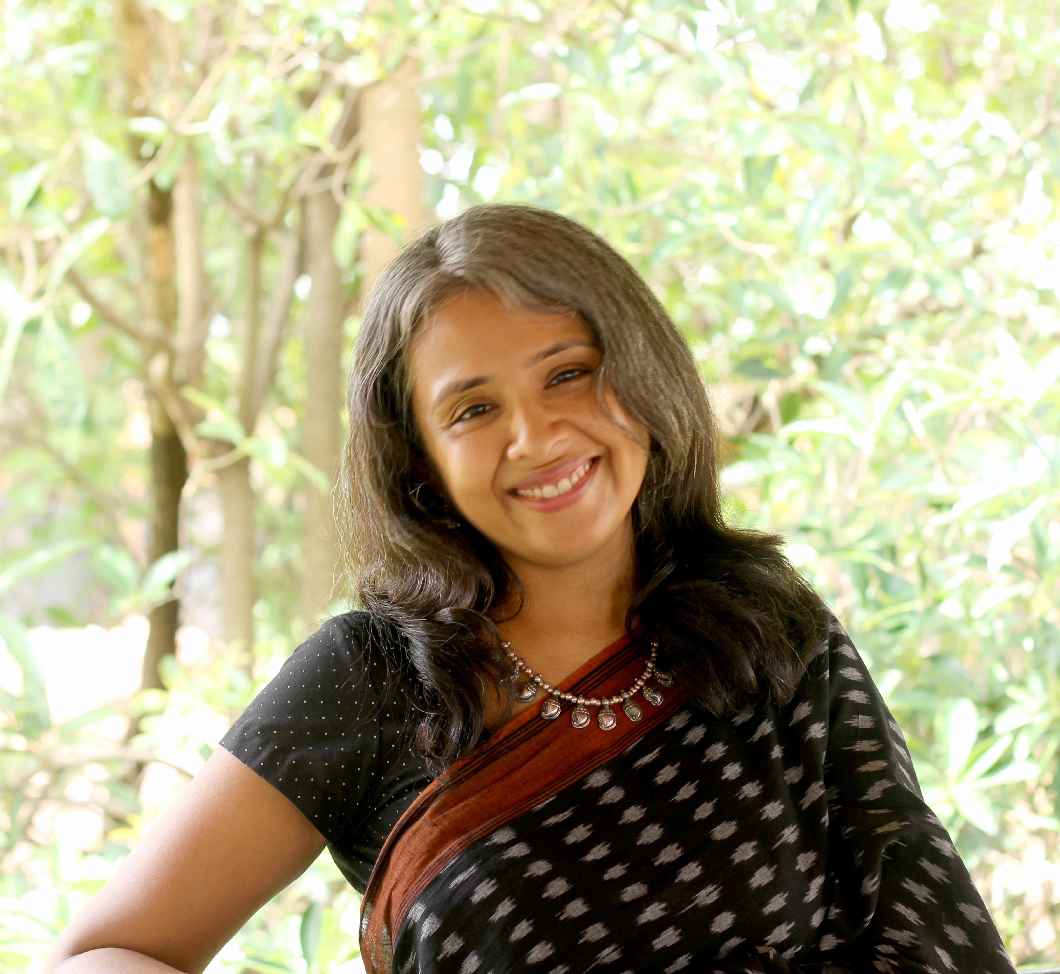 Gayathri Prabhu|Photo credit: Srividya Devdas