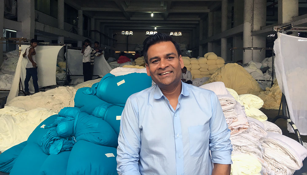 Sanjay Saraogi: GST will create jobs for accountants but drive small entrepreneurs out of work. Photo credit: M Rajshekhar