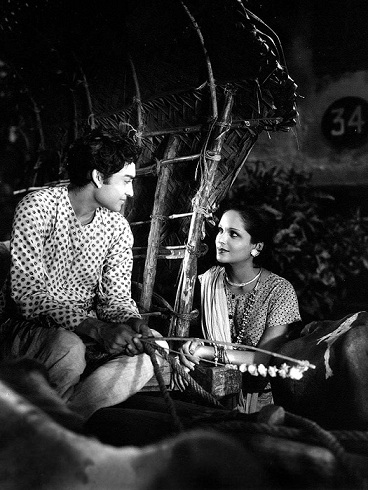 Franz Osten's Achhut Kanya (1936), starring Ashok Kumar and Devika Rani. Courtesy The Wirsching Archive.