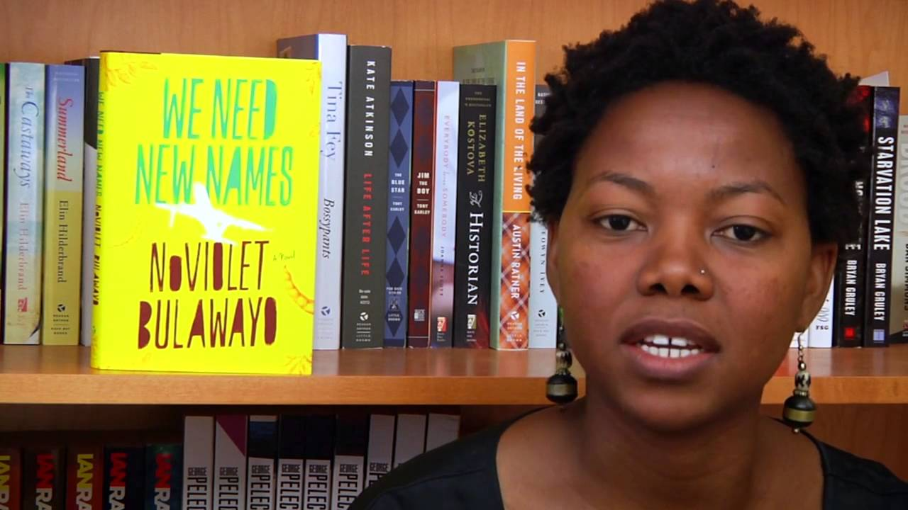 NoViolet Bulawayo | Image credit: via YouTube
