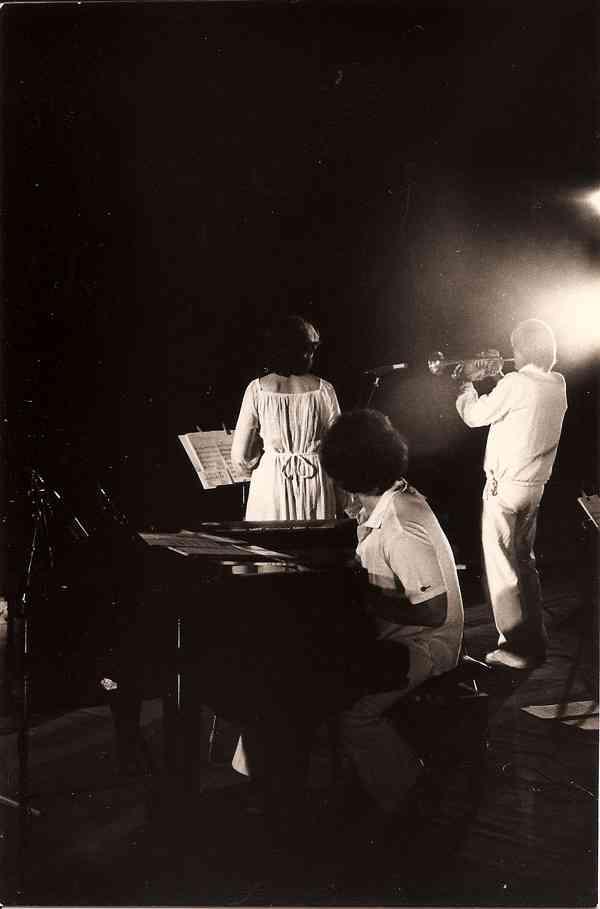 Don Ellis at the 1978 Jazz Yatra in Mumbai. Credit: Sleepy Night Records