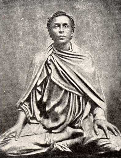 Anagarika Dharmapala. Photo credit: Wikimedia Commons