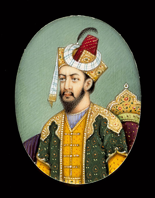 Emperor Humayun. Credit: Wikimedia Commons
