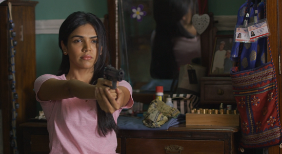 Shriya Pilgaonkar in Mirzapur. Courtesy Excel Entertainment/Amazon Prime Video.