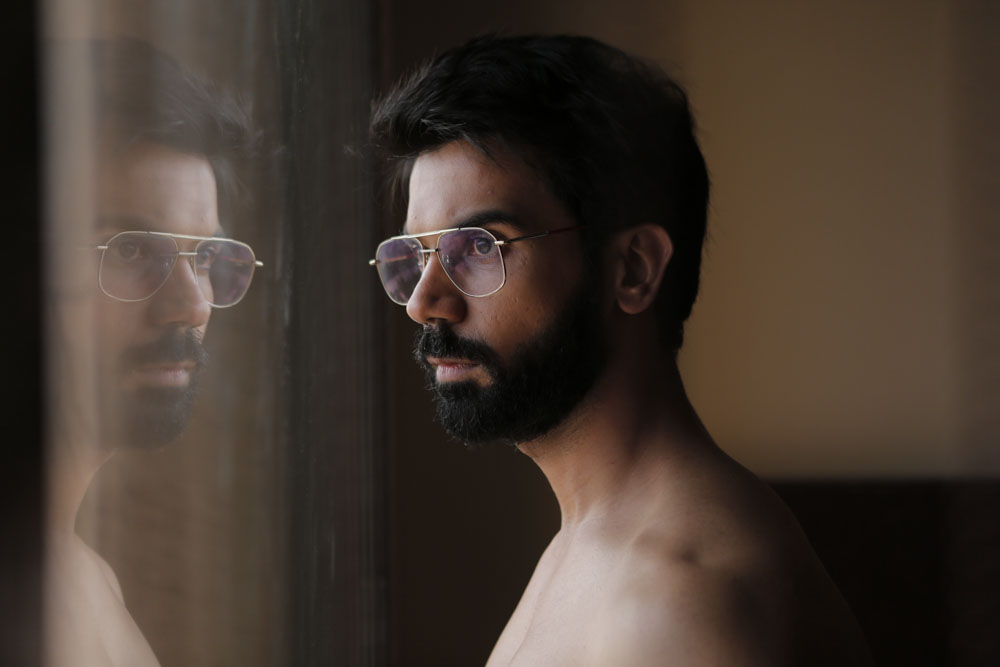 Rajkummar Rao in Omerta. Image credit: Swiss Entertainment.