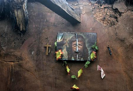 There are still Christians in Odisha's Kandhamal after the targeted violence in 2007 and 2008. (Photo credit: Reuters)