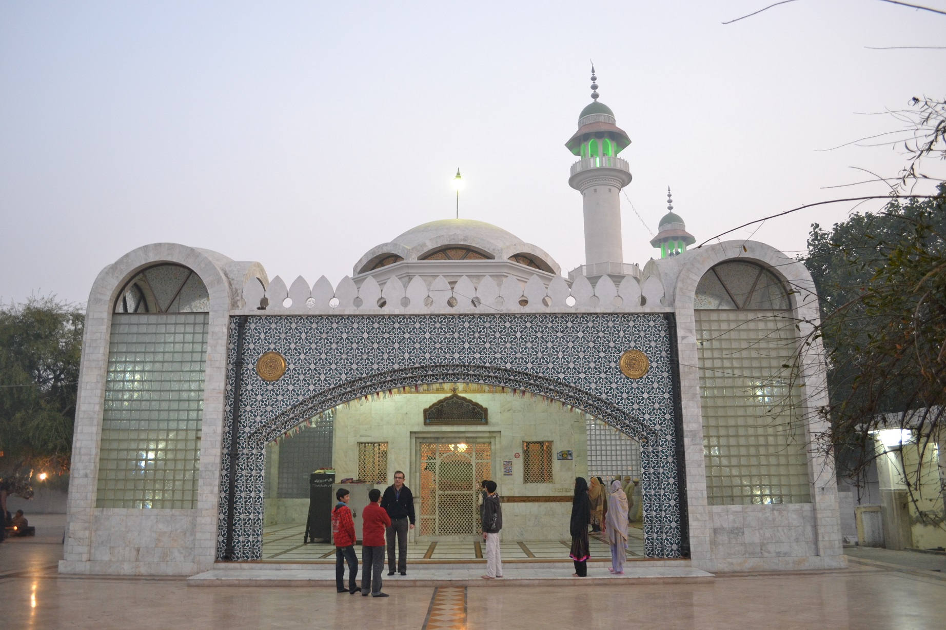 Bulleh Shah's shrine Kasur, Punjab. Credit: Khalid Mahmood | Wikimedia Commons | Licensed under CC BY SA 3.0