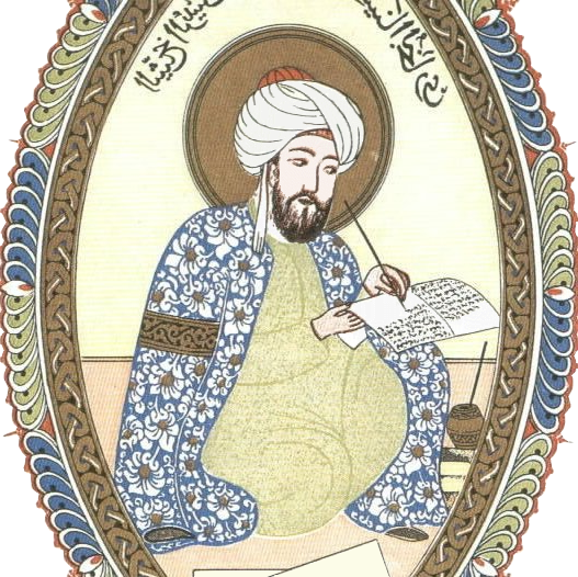 A miniature of Ibn Sina or Avicenna. Image credit: Wikimedia Commons [CC0 1.0 Universal Public Domain]