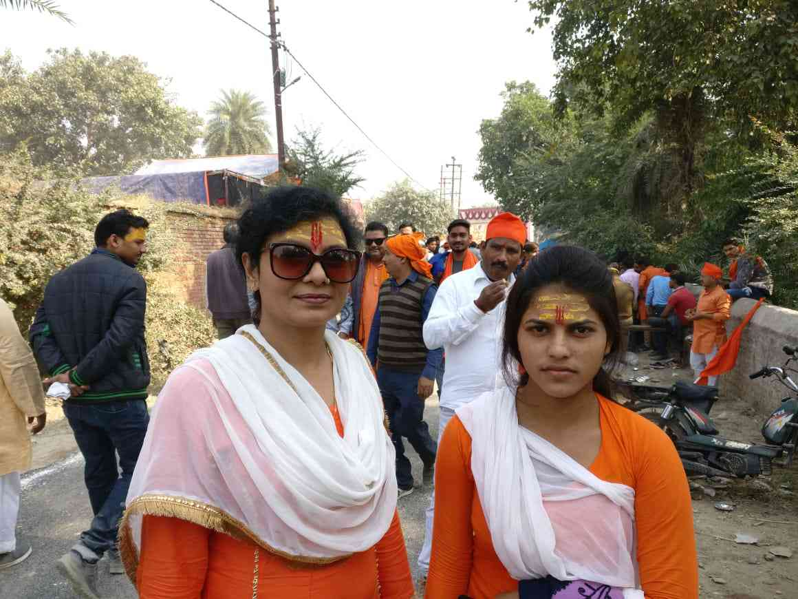 "Tanya Paurwal said that the Hindutva activists should take matters into their own hands. She is active on social media and goes by the name ""Hindu Tanya Paurwal"" since ""that is who I am first""."