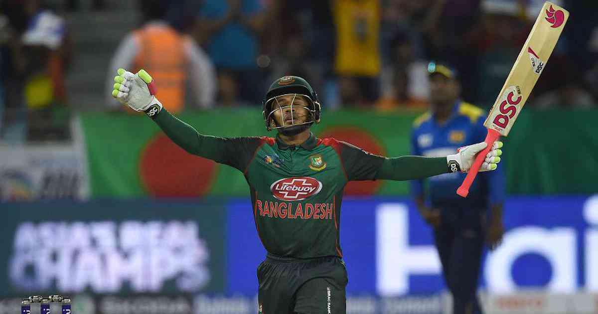 Mushfiqur Rahim | AFP