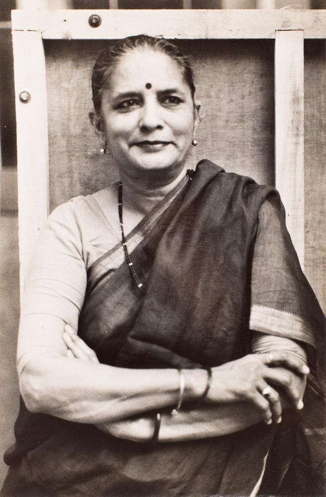 Madhvi Parekh.