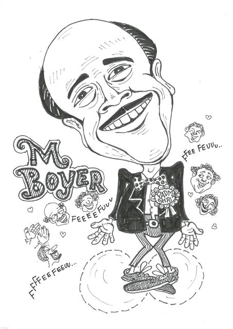 M Boyer by Alexyz