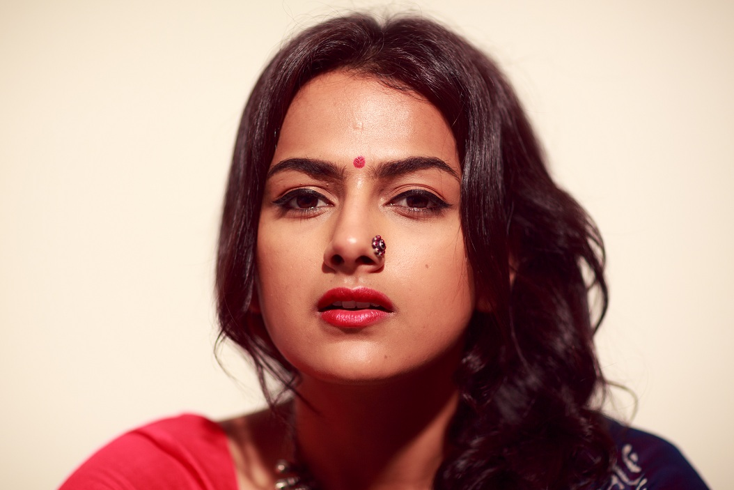 Shraddha Srinath. Photo by Rohit Sabu.