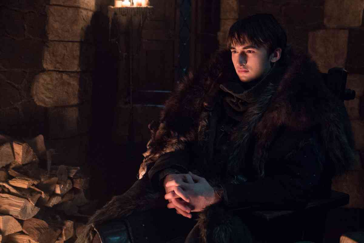 Isaac Hempstead Wright as Bran Stark. Courtesy HBO.