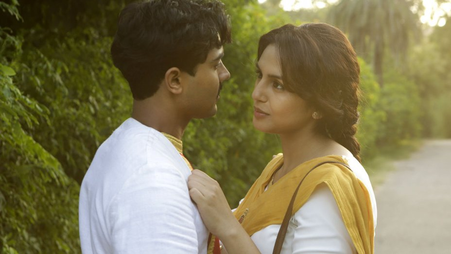 Manish Dayal and Huma Qureshi in Viceroy's House.