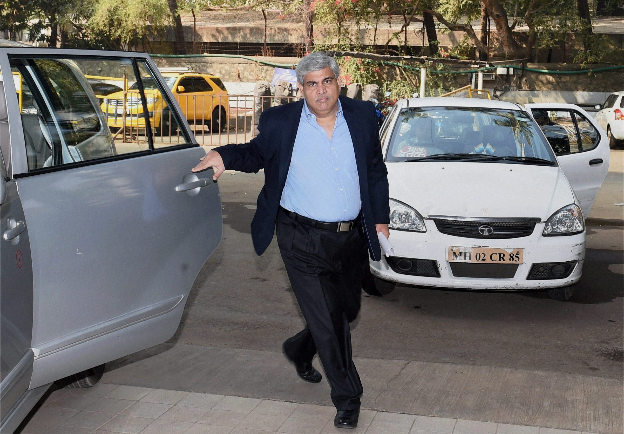 Shashank Manohar has been all talk and no action as ICC chairman (Image credit: PTI)