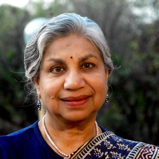 Shailaja Chandra, former secretary in the health ministry.
